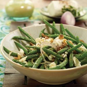 French Green Bean Salad